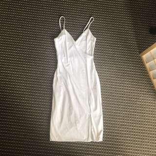 Kookai white dress size 1