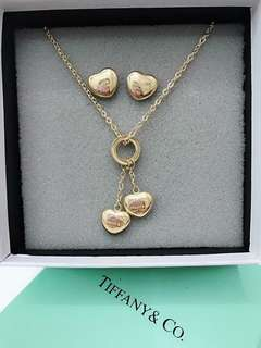 TIFFANY & CO (set)