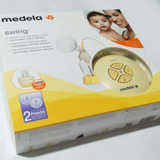Medela Swing Breast Pump for nursing mother