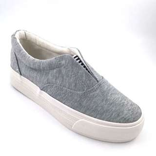 Korean Thick Sole Slip On Shoes