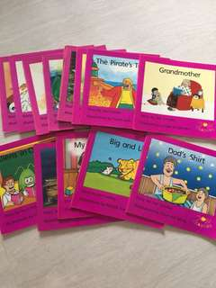 (Reserved) Joy Readers (15 Titles)
