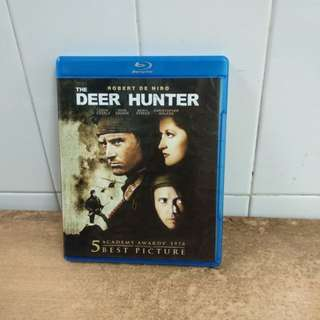 The Deer Hunter - Blu Ray - US import (original) - A Great Movie for Vietnam War fans