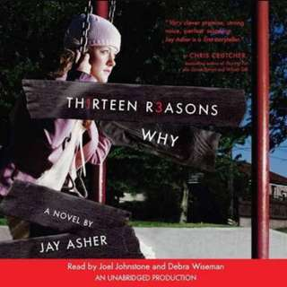 Thirteen Reason Why by Jay Asher Audiobook