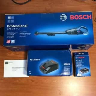 🆕 Bosch Cordless Vacuum