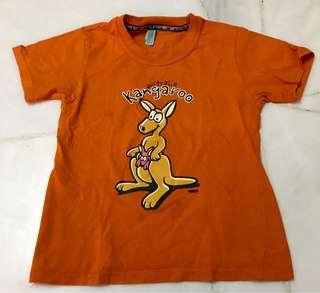 Classic Roo Tshirt (Original from Australia)