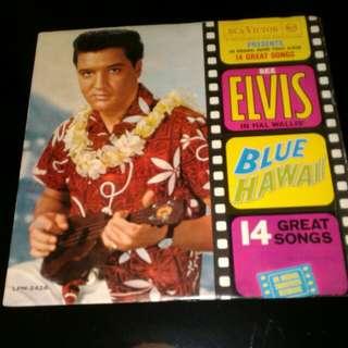 Vinyl ELVIS BLUE HAWAII