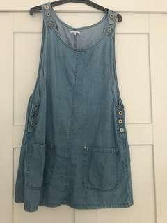 Dress overalls