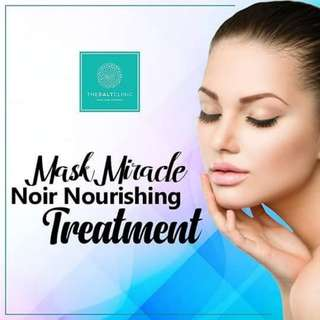 Mask Miracle Noir Nourishing Treatment