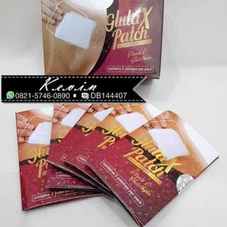 Glutax Patch ( Koyo Whitening tempel )