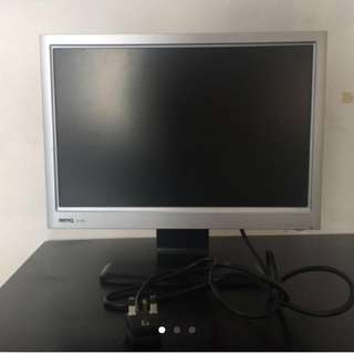 "BenQ 17""wide Screen LCD Monitor ET0004L"