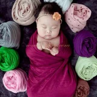 Baby wrap for photoshooting
