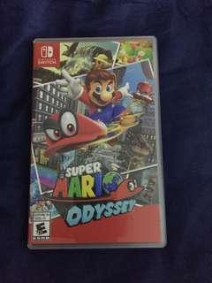 Switch Mario O