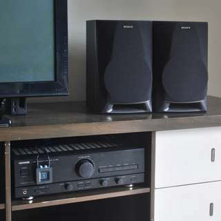 Sound System Kenwood/Sony + Bluetooth