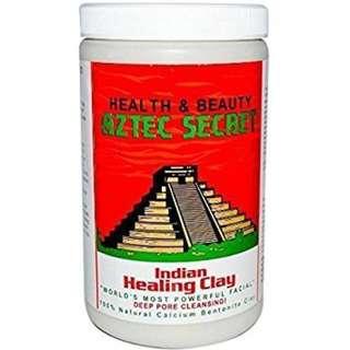 {INSTOCK} Aztec Secret Indian Healing Clay -2lb