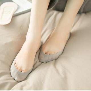 Woman's Boat Socks Invisible socks Anti-Slip Free Delivery