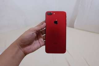 iphone 7 plus red 128gb sale or swap