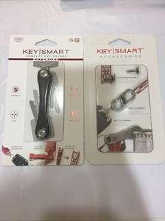 Key Smart 手工制鑰匙收納器