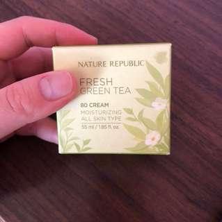 Nature Republic Green Tea Moisturizer