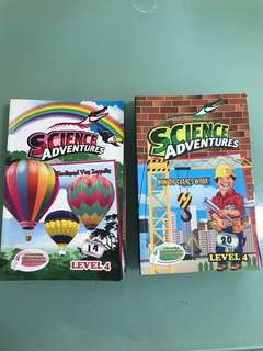 Science Adventure Level 4 (Primary Science Magazine) ~ Total 12 Issues
