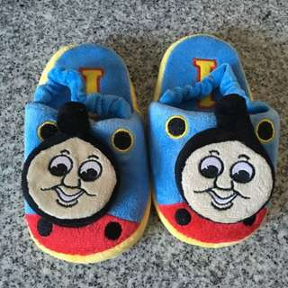 Thomas & Friends Bedroom Slippers 4-6yrs Old