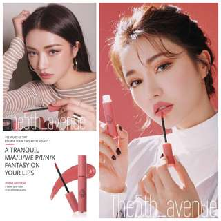 [Instock] 3CE Velvet Lip Tint - Near and Dear [Authentic]