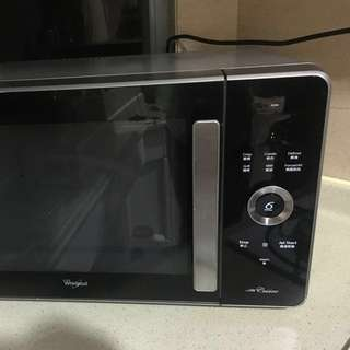 Whirlpool Microwave- JQ280 Jet Cuisine with Convection 27L