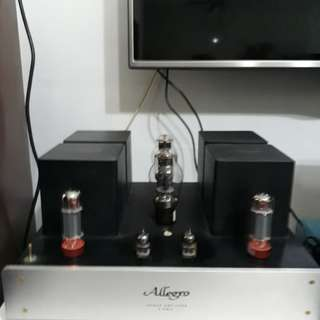 300B Allegro tube power amplifier