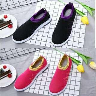 [FASHION SNEAKERS 709] Sepatu Fashion Wanita Impor Murah