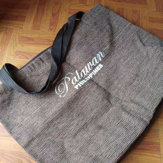 Palawan bag (w/ zipper)