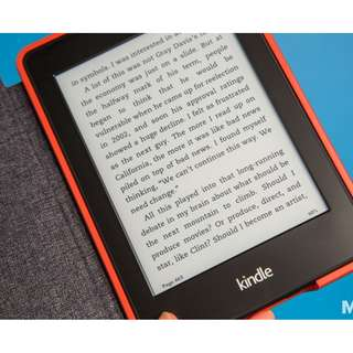 Kindle paperwhite + 3G no ads