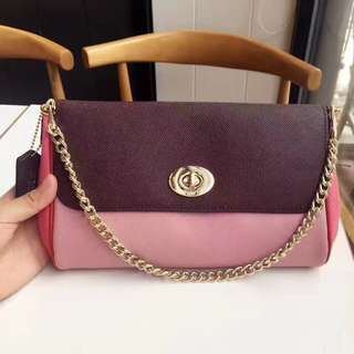 Coach ruby crossbody - pink