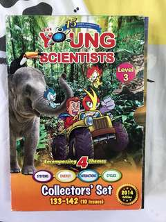 Young scientists level 3 (2014)