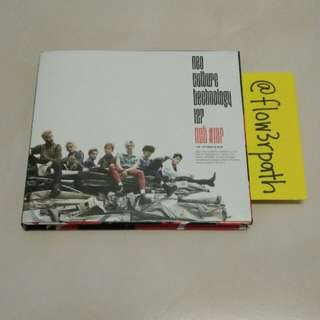 [WTS] [SELLING] NCT127 - NCT #127 (THE 1ST MINI ALBUM)