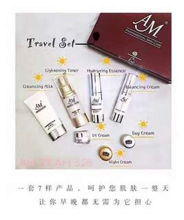 😎 ✈️AM TRAVEL SET 7 IN 1 ✈️
