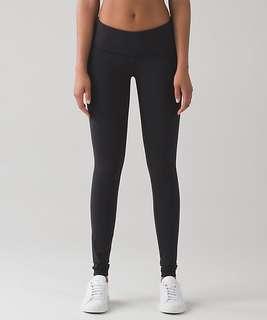 TRADE Lululemon leggings size 6