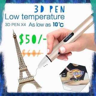 3D Pen X4 Ver.2