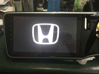 "Honda city 2014-2017 10.1"" android player"