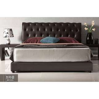 Big Promo Sale (Embossing Bed with Mattress)