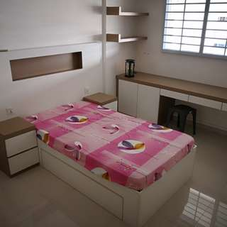 Tampines St 84 Common Room (single bed)