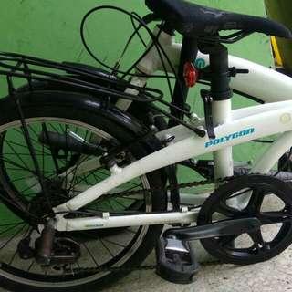 Polygon Sepeda lipat