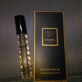 AUTHENTIC Chanel Coco Noir Parfume