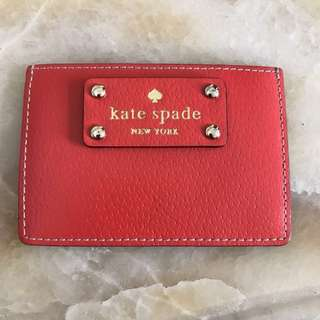 Kate Spade card holder dompet kartu