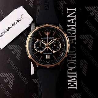 Emporio Armani Rose Gold Edition