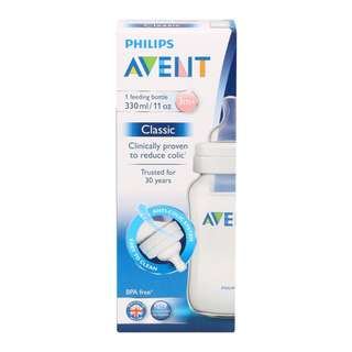 Philip Avent Classic Plus bottle 11oz/330ml