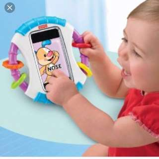 Fisher price iphone / ipod cover