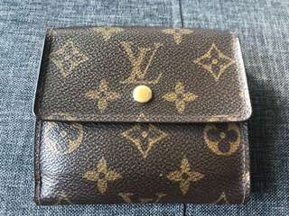 Pre-Loved Authentic Louis Vuitton Wallet