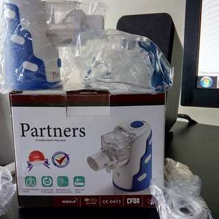Portable Mesh Nebulizer