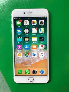 IPhone 6s Plus 64 gb gold