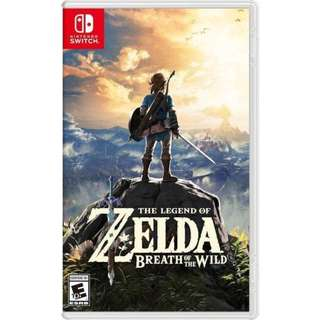 LF Nindento Switch Zelda game
