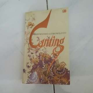 """Canting"" by Arswendo Atmowiloto"